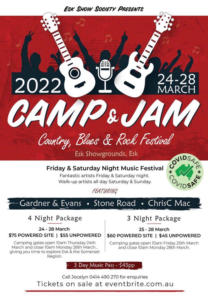 Camp & Jam 2022
